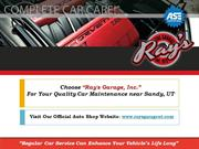 Want to Know Why Regular Car Maintenance is Important?