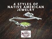 4 Styles of Native American Jewelry