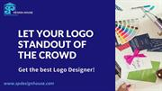 LET YOUR LOGO STANDOUT OF THE CROWD -Get the best Logo Designer!