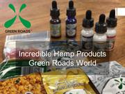 Incredible Hemp Products - Green Roads World