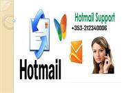 Hotmail Contact Support Number Ireland +353-212340006