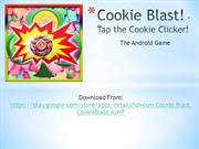 Cookie Blast! - Tap the Cookie Clicker
