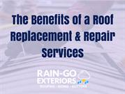 Raleigh Roof Repair and Window Replacement Company