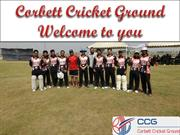 Best Cricket Resort for Corporate cricket matches