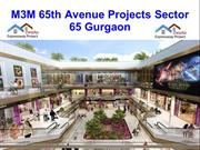 M3M 65th Avenue Projects Sector 65 Gurgaon@+91 92123 06116