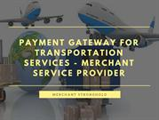 Payment Gateway for Transportation Services - Merchant Service Provide