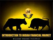 Indian Financial Market