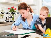 Tips to Get Degree While Parenting