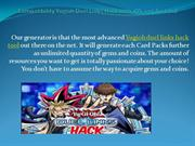 Compatibility Yugioh Duel Links Hack with iOS and Android