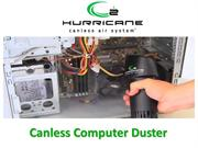 Canless Computer Duster