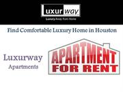 Luxurway: Introduction Corporate Housing & Vacation Rentals At Houston