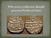 Why every collector should possess Peshwa Coins