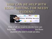 Get essay writing service in UK