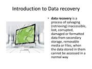 How to Choose Best Data Recovery Software in 2018