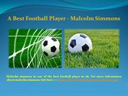 A Best Football Player - Malcolm Simmons