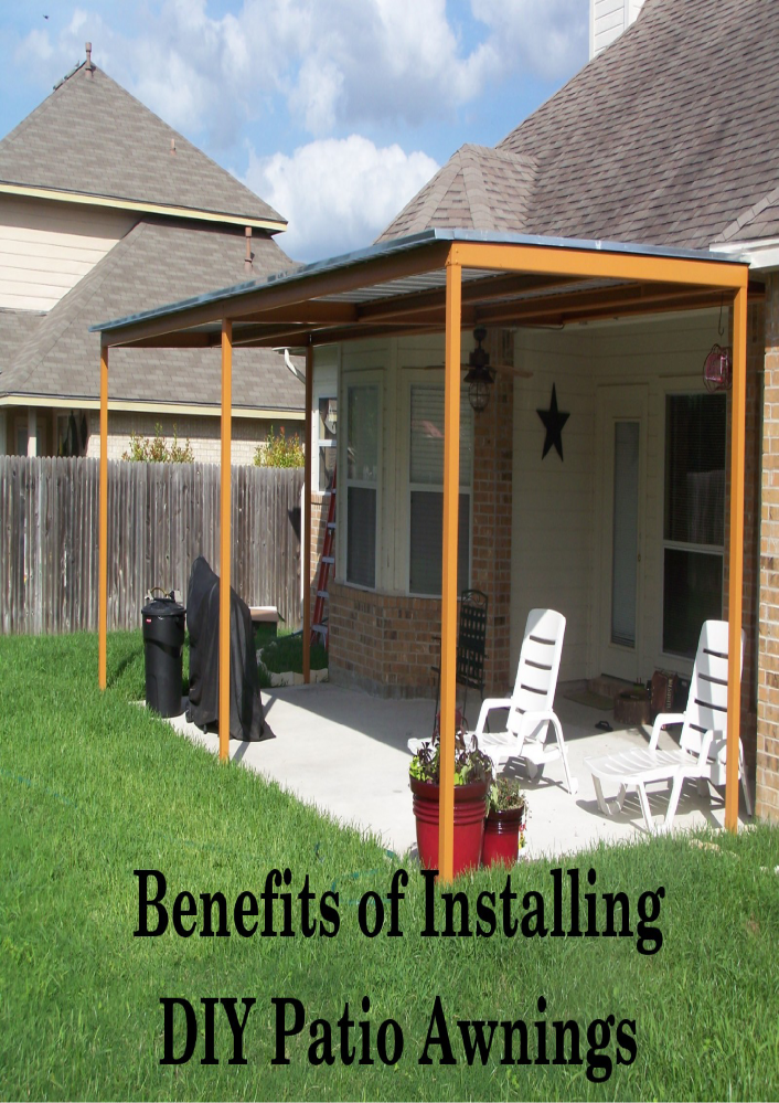 What Is The Benefits Of Installing Diy Patio Awnings Authorstream