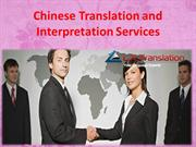 Chinese Translation and Interpretation Services