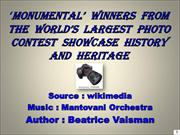 Monumental'  winners