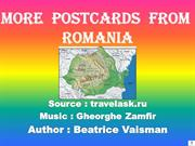 More  Postcards  from  Romania