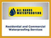 Omaha Contractors for Basement Waterproofing and Foundation Repair