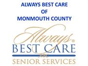 In Home Care Services Monroe New Jersey