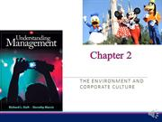 Chapter 2 Corporate Culture