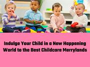 Contact Childcare Merrylands For The Better Future Of Your Little One