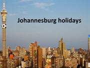 Cheap Johannesburg holidays all inclusive