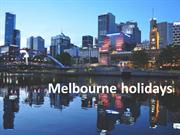 Last minute cheap holidays to Melbourne