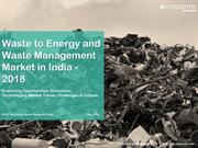 Flyer_Waste to Energy & Waste Management in India_enincon