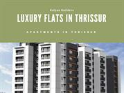 Flats in Thrissur For Sale, Apartments in Thrissur, Kalyan Builders in