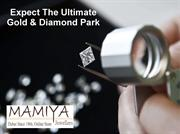 Expect The Ultimate Gold & Diamond Park