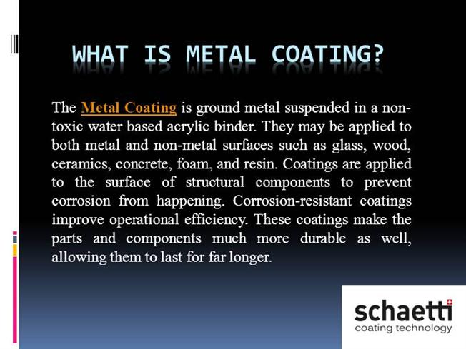 Best Metal Coating Battery Trays by Schaetti Coating Technology