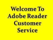 Adobe Reader Customer Service 1-888-322-4058 Phone Number