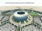 Make Touch with Cricket Stadium Designing Number +97 1502927128 | UAE