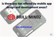 Best mobile app design company Dubai