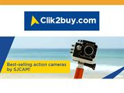 Best-selling action cameras online in UAE - Clik2buy