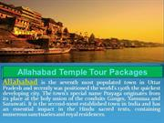 Allahabad Temple Tour Packages