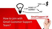 How to join with Gmail Customer Support Team