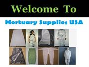 Shop Wholesale Mortuary Body Bags Online at Reasonable Rates