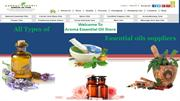 Essential oil manufacturers @ Aroma Essential Oil Store