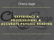 Professional Live Psychic Reading
