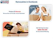 Hire Professional Removalists in DOCKLANDS