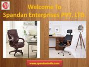 Different Types of Office Chairs for the Best Working Experience
