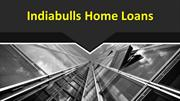 Apply For Indiabulls Home Loans Online, Apply For Indiabulls Home Loan