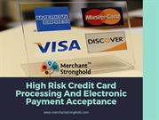 High Risk Credit Card Processing And Electronic Payment Acceptance