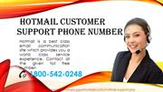 Hotmail customer support number, Dial 1-800-542-0248