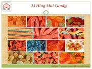 Hawaiian Li Hing Mui Candy – Hawaiian Food Online