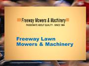 Find the Best Freeway Lawn Mowers & Machinery