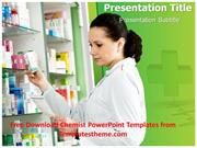 Free Download Chemist PowerPoint Templates from Templatestheme.com